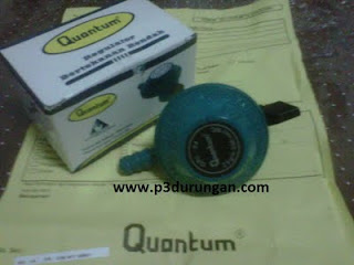 regulator gas quantum