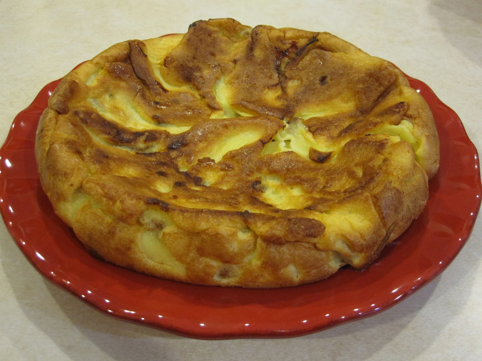 german apple pancakes german apple pancakes 4 eggs 3 4 cup flour 1 2 ...