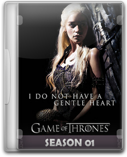 Download Game of Thrones 1ª Temporada Completa - HDTV XviD Dual Audio