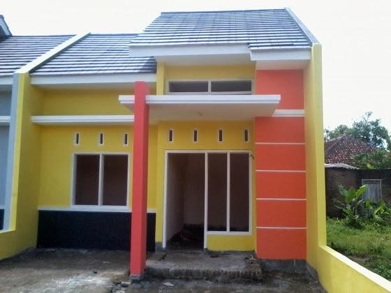 gambar cat eksterior rumah minimalis