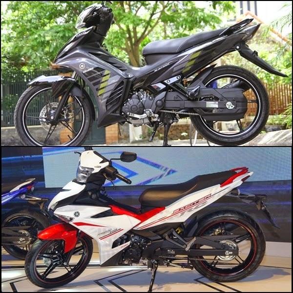 Có nên mua Yamaha Exciter 150cc hay 135cc ?