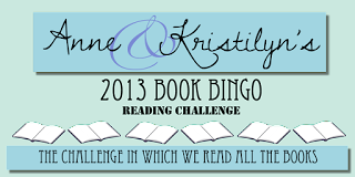 Anne & Ksitilyn's 2013 book bingo