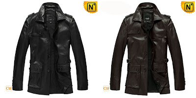 Men Classic Sheepskin Jacket