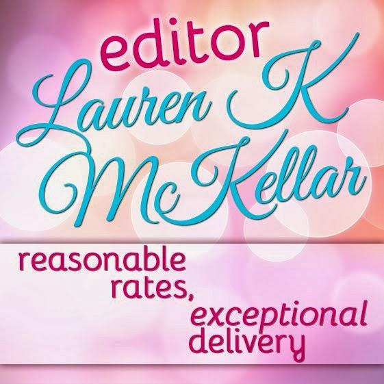 Lauren K McKellar Editor