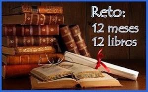 Reto 12 meses, 12 libros