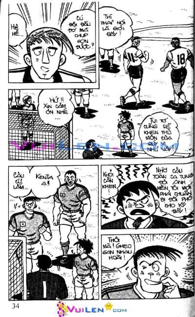 Jindodinho - Đường Dẫn Đến Khung Thành III Tập 32 page 34 Congtruyen24h
