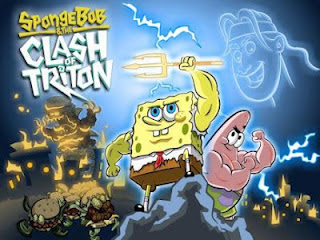 Game Sponge Bob and the Clash of Triton