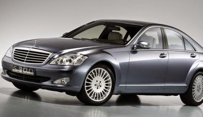 Suara ansor bangkit for Mercedes benz 663