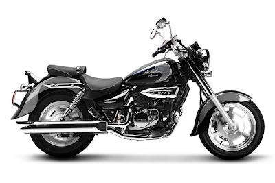 2012 Hyosung GV250 Aquila motorcycles