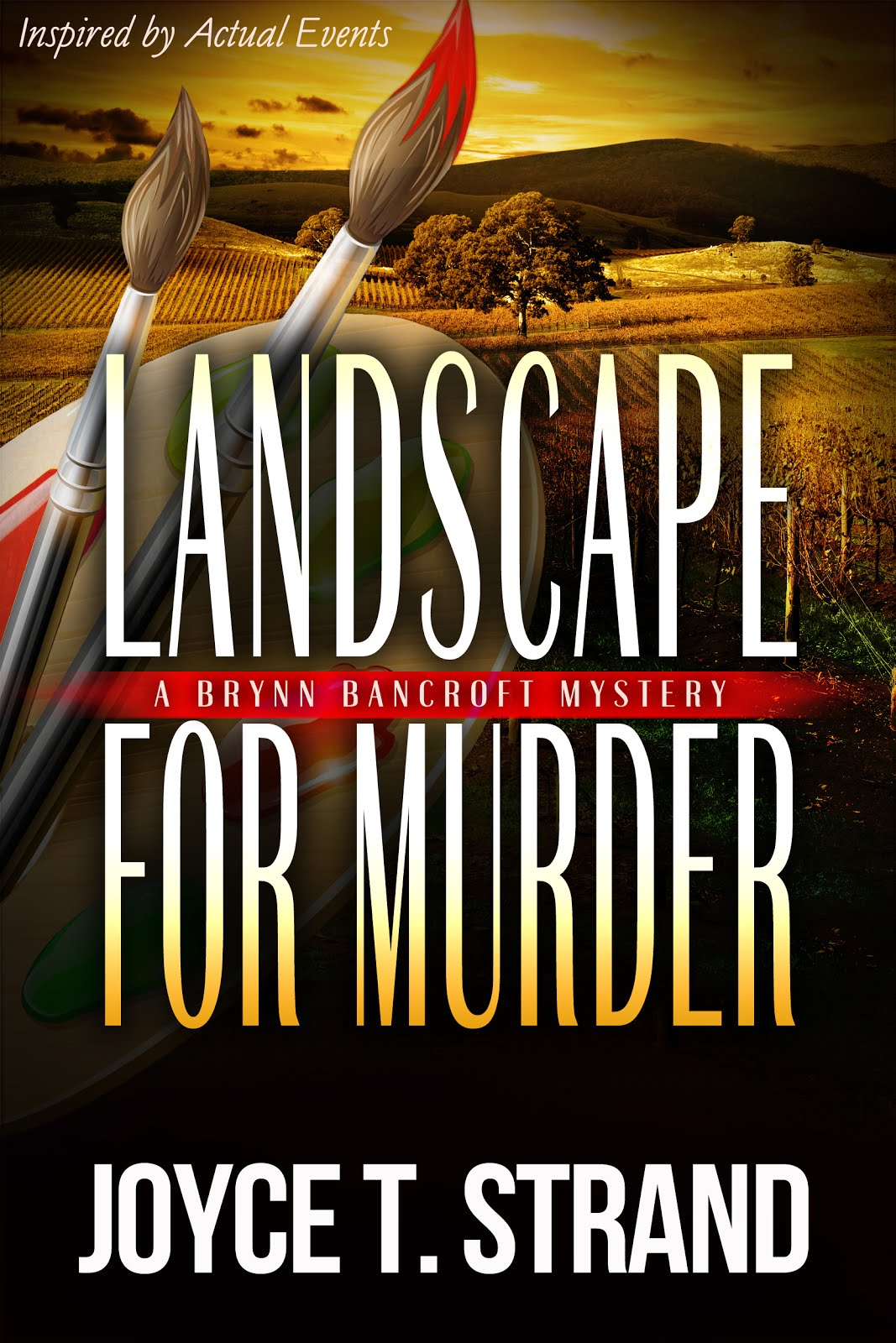 LANDSCAPE FOR MURDER