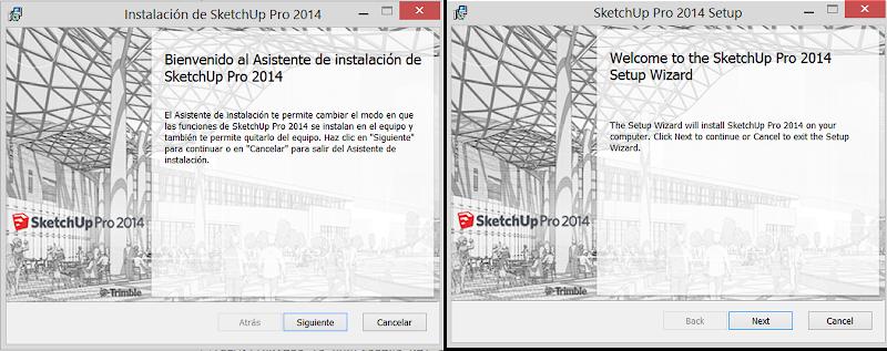 Google SKETCHUP 2014 v14.0.4900 Pro [+plugins] [espaГ±ol, english] 1 link