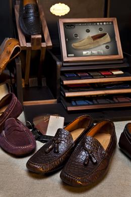 zapatos personalizados Massimo Dutti para hombre