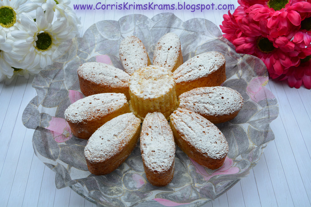Backen, Backform, Silikon, Partyblumen