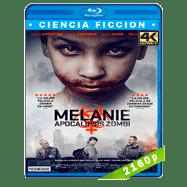Melanie: Apocalipsis zombi (2016) 4K UHD Audio Dual Latino-Ingles