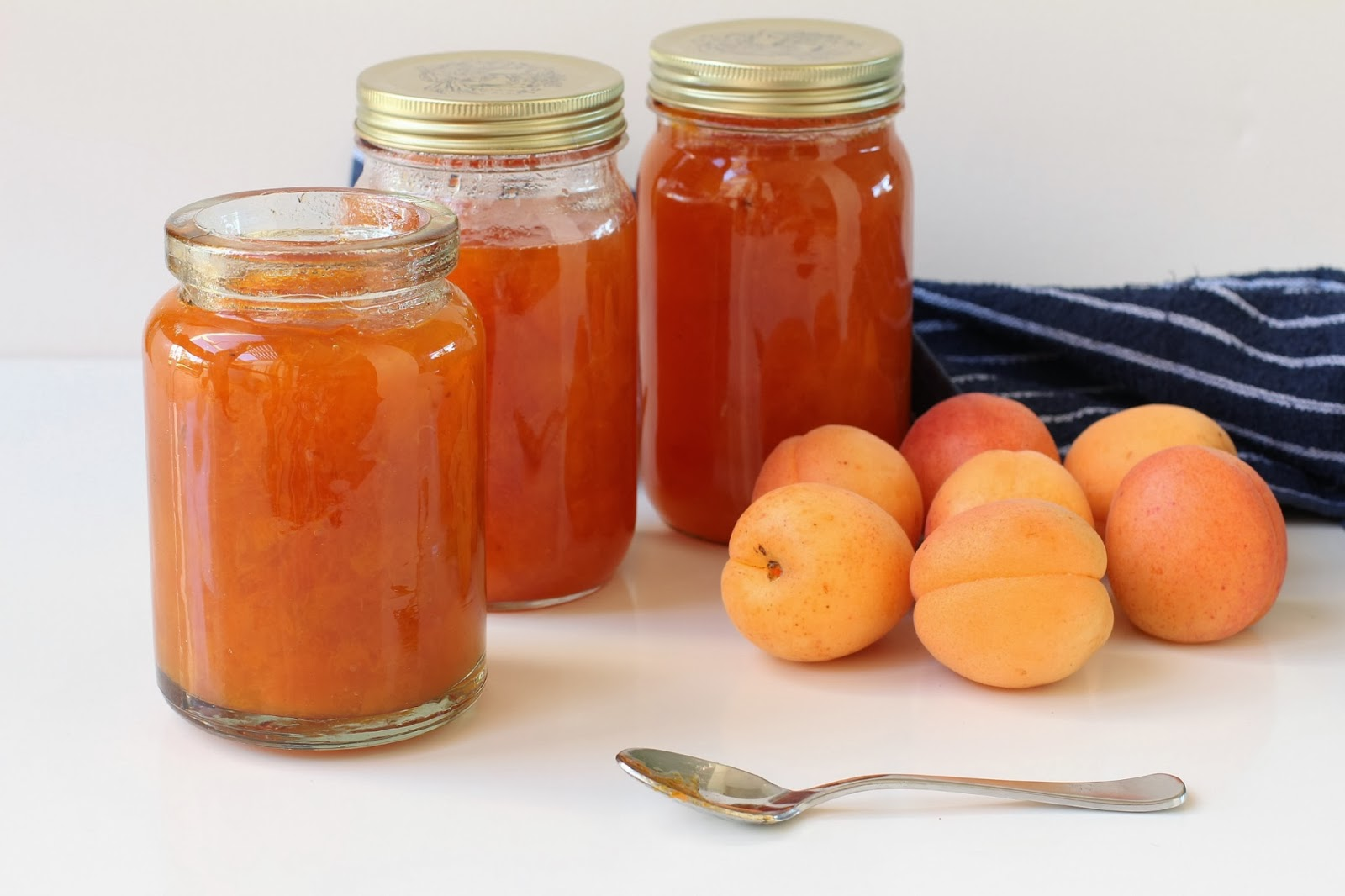 Milk and Honey: Apricot Jam