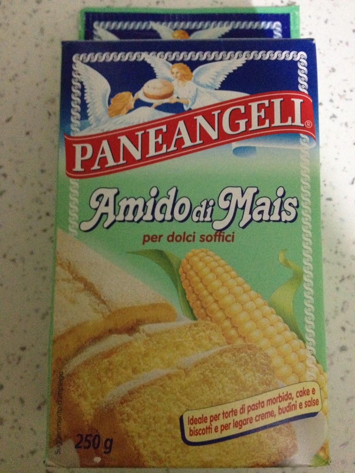 Vi lascio le dosi precise del pan di Spagna: