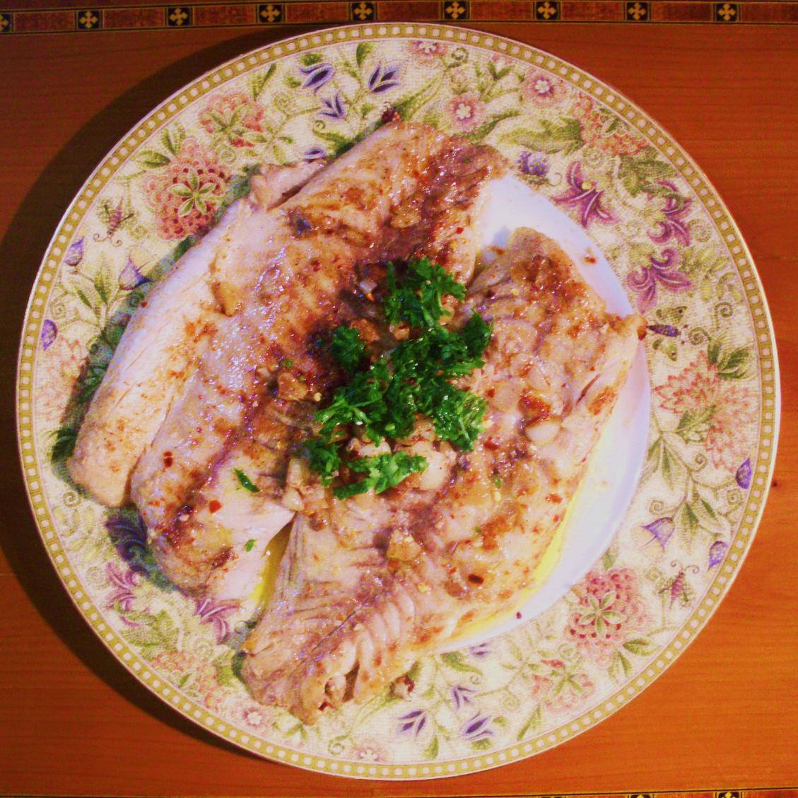 how to cook barramundi on pan