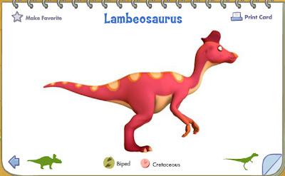 Dinosaur Train Lambeosaurus 43326 | PIXHD