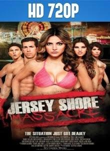Jersey Shore Massacre 720p Subtitulada 2014