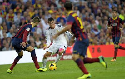 Ancelotti kecewa karena Madrid tidak mendapatkan penalti dalam laga melawan Barcelona
