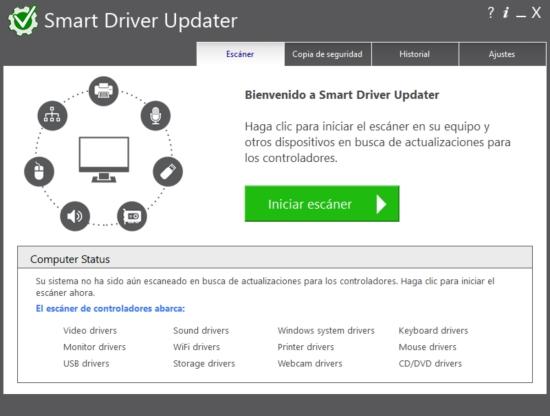 Smart Driver Updater v.4.0.0 Portable