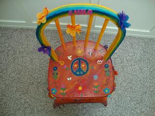 Chaise Hippie