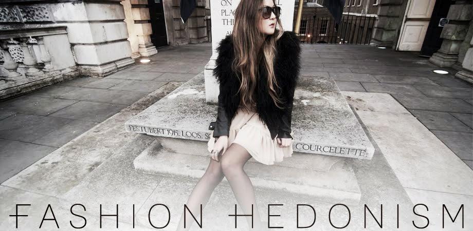 Fashion Hedonism