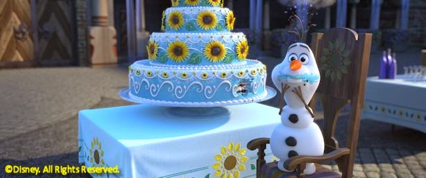 Olaf in Frozen Fever
