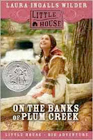 bookcover of On the Banks Of Plum Creek  by Laura Ingalls-Wilder (The Laura Years - Little House on the Prairie)