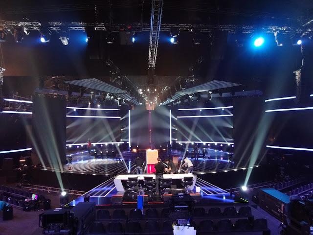 X Factor 2013 Italia terza puntata arena