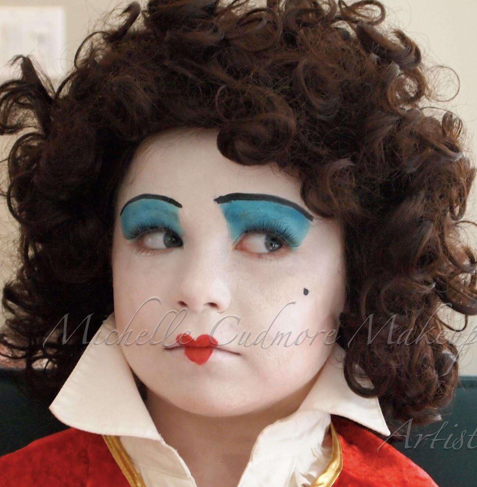 PEI Makeup Artist: Kids Halloween Makeup - Children'S Halloween Makeup