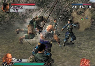 Download Dynasty Warriors 4 : Hyper RIP PC Game Mediafire img