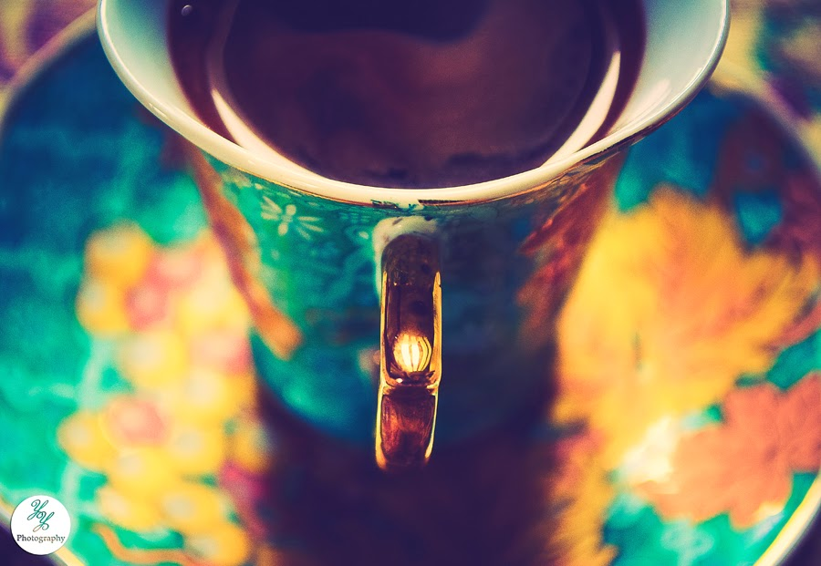 Colorful Coffee - Y&Y Photography