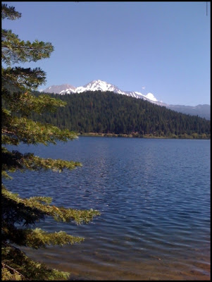 Mt Shasta Ca >> Camping Along I-5: Lake Siskiyou Camp