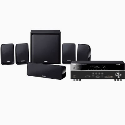 AV RECEIVER AND SPEAKERS The Coveted Surround Sound Option Is Provided By Getting An Receiver With Multiple Smaller Speakers Which Are Then Placed At
