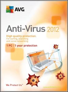 Download AVG Anti-Virus Pro 2012 SP1 RC x86/x64