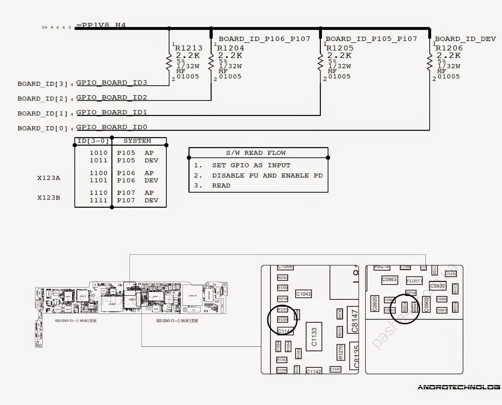 how to unlock icloud locked apple ipad mini 1g a1454 a1455 iphone 7 schematic diagram pdf ipad 4 circuit diagram