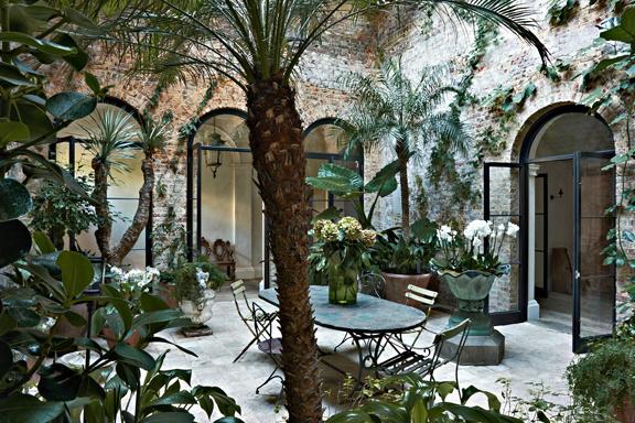 Wintergarten - perfekter Rückzugsort