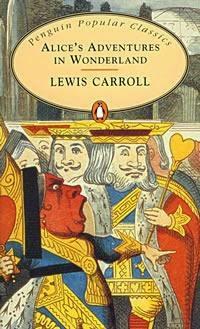"""Alice's adventures in wonderland"" - Lewis Carroll"