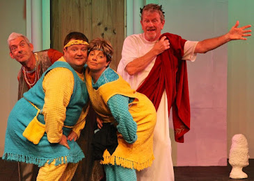 Our Oct 2017 Production: A Funny Thing Happened on the Way to the Forum