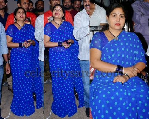 Rajitha Polka Dots Saree