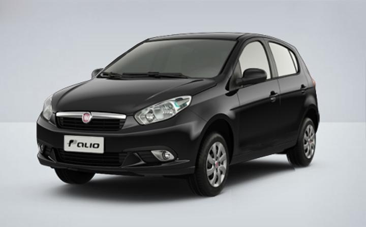 a car Palio Fire Economy 2014