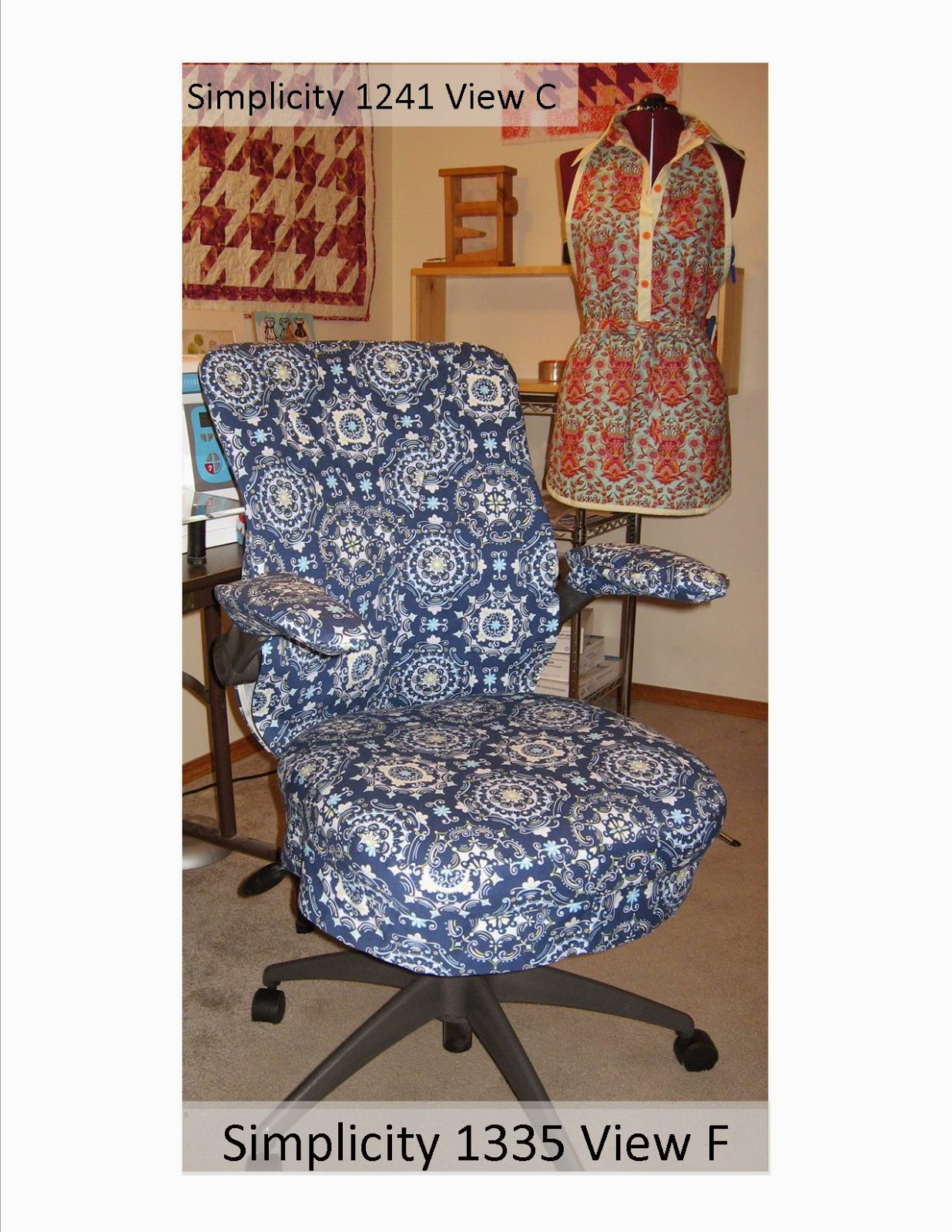 chair to i office your slipcover pamelaquilts how