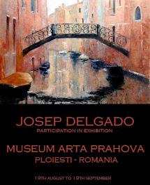 MUSEUM ARTA PRAHOVA - PLOIESTI /BUCAREST (agosto-septiembre 2014)