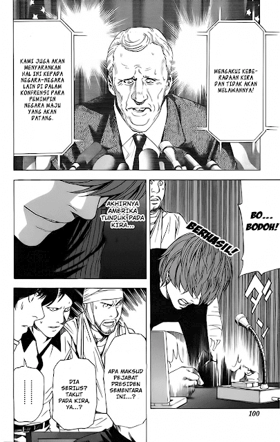 Death Note Chapter 75 Bahasa Indonesia - Death Note Chapter 76 Bahasa Indonesia - Death Note Chapter 77 Bahasa Indonesia - Death Note Chapter 78 Bahasa Indonesia - Death Note Chapter 79 Bahasa Indonesia - Death Note Chapter 80 Bahasa Indonesia