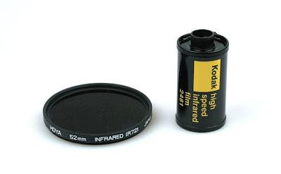 Kodak High Speed Infrared Film 2481
