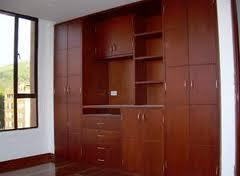 Fabrica de puertas y closets yenly for Disenos de closets sencillos