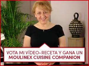 Vota mi vídeo-receta