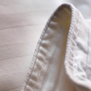 Mulberry Silk White Comforter