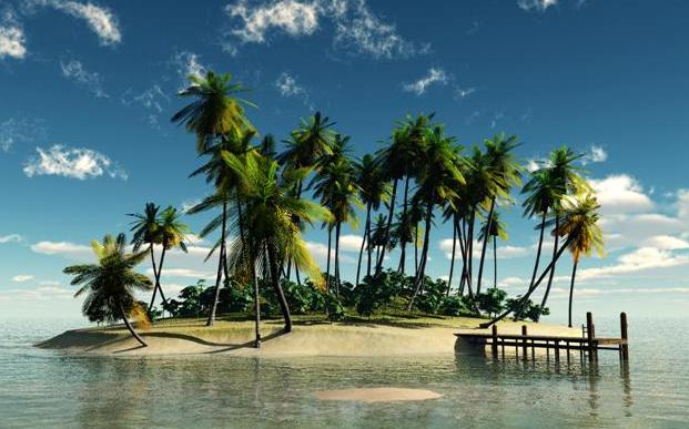 Amazing summer vacation spot in us america may 2012 for Tropical vacation places in the us